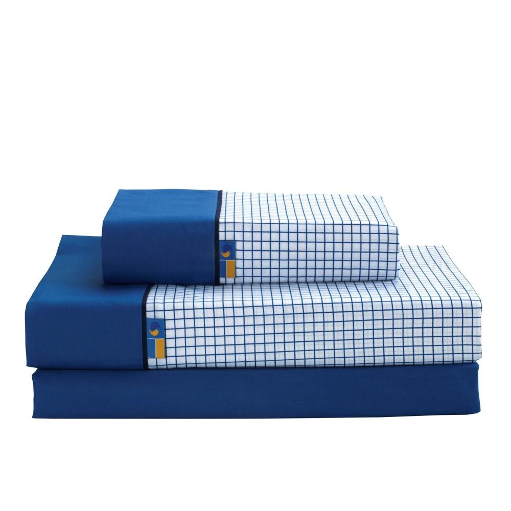 Juego de sábanas Combo Azul