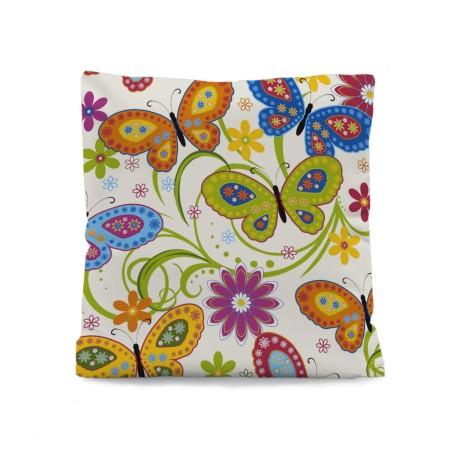 Cuadrante Butterflies - 50 x 50