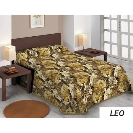 Colcha estampada Leo (Disponible en varios tamaños)